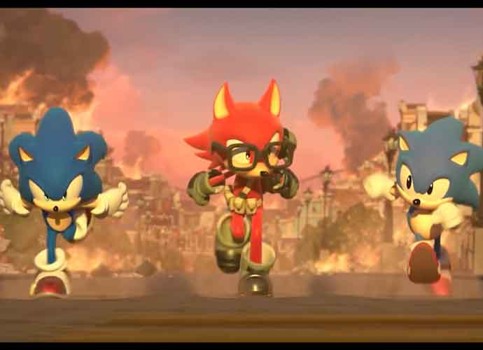 Our Third Character In 'Sonic Forces' Has Been Revealed: The Custom Hero