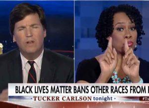 Lisa Durden On Tucker Carlson (Photo: YouTube)