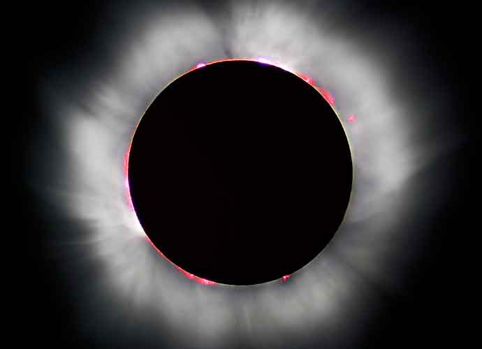 Total Solar Eclipse To Stretch From Coast-To-Coast In U.S.