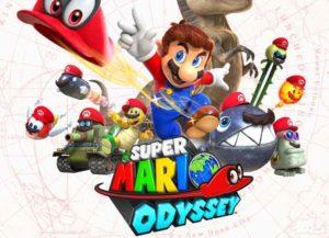 Super Mario Odyssey at E3 2017 (Image: Nintendo)
