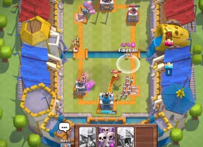 'Clash Royale' Game Review: Engaging Medieval Game For Your Phone