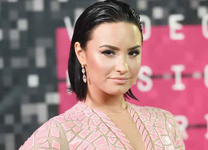 Demi Lovato Picked To Sing National Anthem At Super Bowl