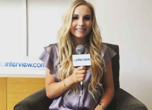 Jessie Chris Talks Performing On 'Today Show' & Billy Ray Cyrus [VIDEO EXCLUSIVE]