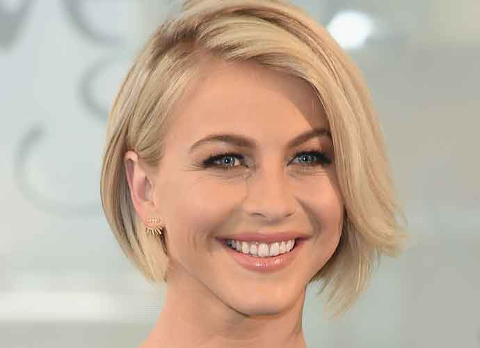 Julianne Hough Responds To Backlash Over Reality Show 'The Activist'