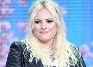 BEVERLY HILLS, CA - JULY 26: 'Raising McCain' star Meghan McCain speaks onstage during the Pivot TV portion of the 2013 Summer Television Critics Association tour - Day 3 at the Beverly Hilton Hotel on July 26, 2013 in Beverly Hills, California