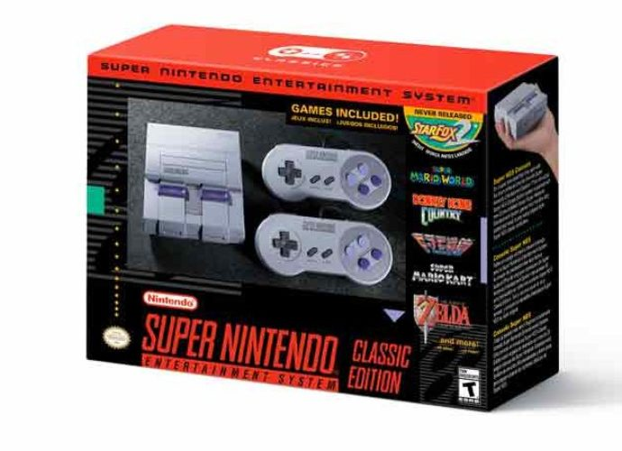 Nintendo Increasing Super NES Classic Edition Production, Bringing Back The NES Classic Edition