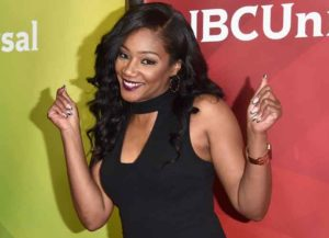 BEVERLY HILLS, CA - MARCH 20: Actor Tiffany Haddish from the show 'The Carmichael Show' attends the 2017 NBCUniversal Summer Press Day at The Beverly Hilton Hotel on March 20, 2017 in Beverly Hills, California.