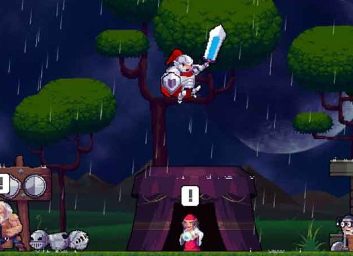'Rogue Legacy' Game Review: For Advanced Gamers