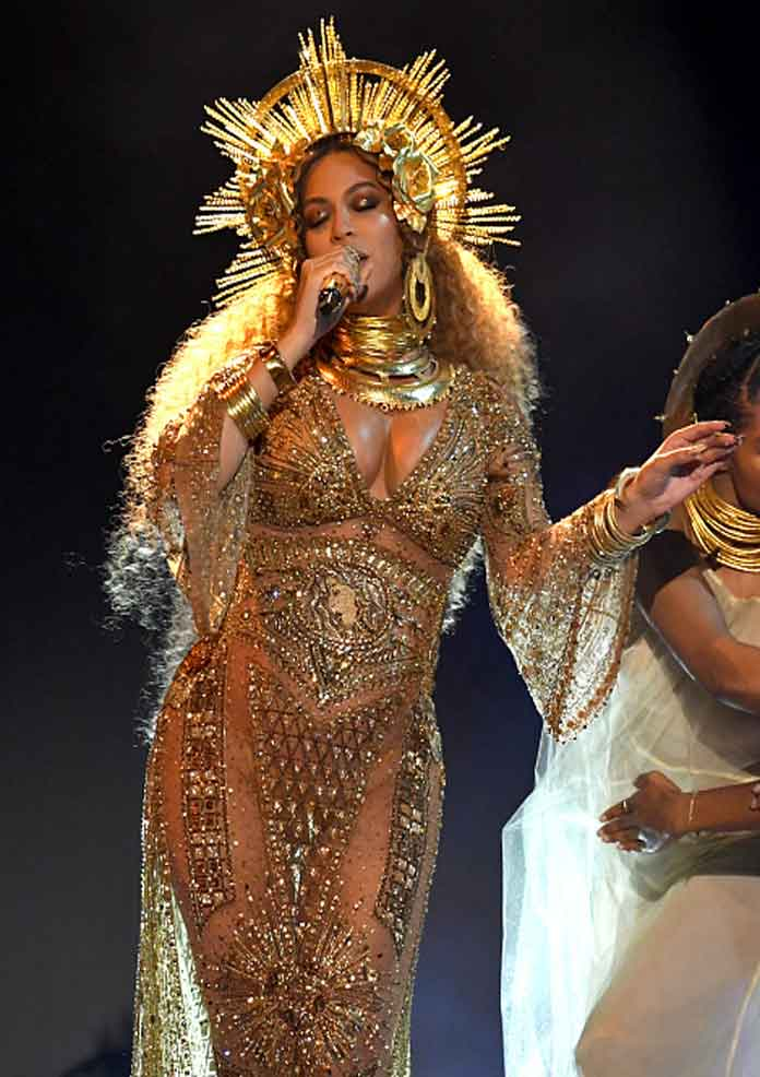 No. 2: Beyonce Knowles ($105 million)
