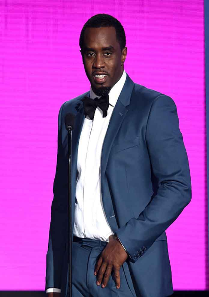 Sean Combs Tops Forbes' List Of Highest-Paid Celebrities Of 2017: $130 million