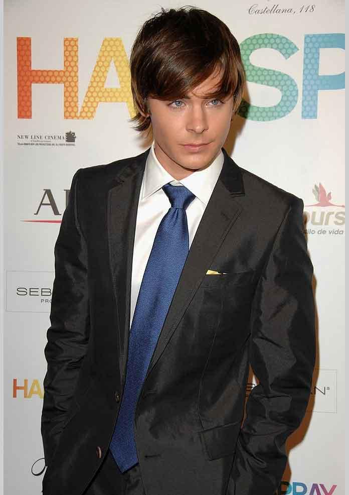 Zac Efron Hairspray