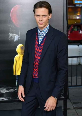 Bill Skarsgard Photos: His Life In Pictures