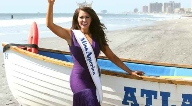 "Miss America Cara Mund Calls Out Gretchen Carlson For ""Bullying,"" Carlson Responds"