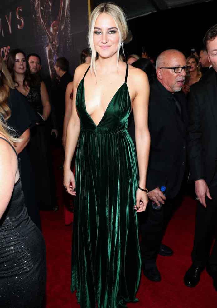 2017 Emmys: Shailene Woodley