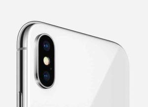 iPhone X Camera (Image: Apple)