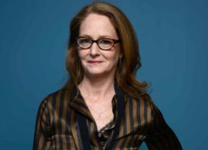 TORONTO, ON - SEPTEMBER 07: Actress Melissa Leo of 'Prisoners' poses at the Guess Portrait Studio during 2013 Toronto International Film Festival on September 7, 2013 in Toronto, Canada.