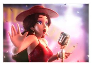 Pauline in Super Mario Odyssey