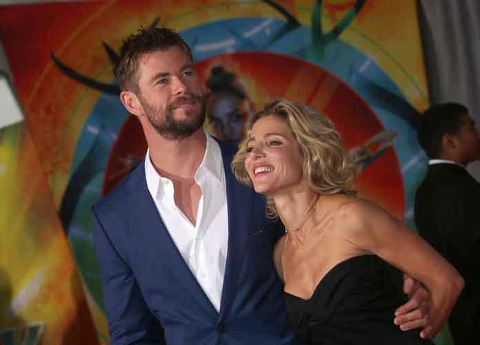 Joka on Chris Hemsworth dating tänään