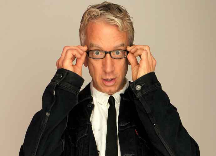 Andy Dick Serves One Day In Jail Of 14-Day Sentence For Sexual Battery