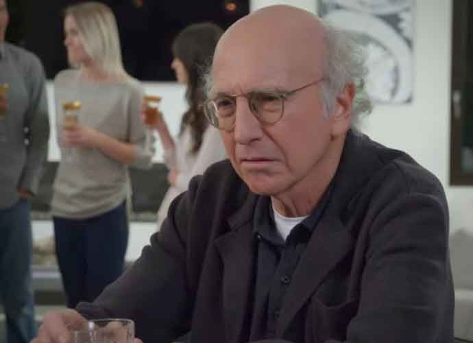 Watch: Larry David Creates PSA To Those Not Social-Distancing