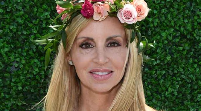 'Real Housewives Of Beverly Hills' Star Camille Grammer's House Burns Down