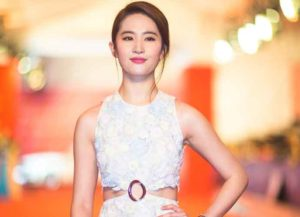 Liu Yifei will star in live-action 'Mulan'