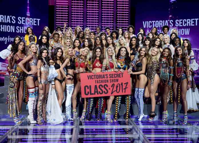 Victoria's Secret Fashion Show Class of 2017