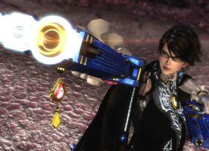 Bayonetta 2 (Image: SEGA/Nintendo)