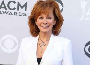 Reba McEntire attends 52nd Academy of Country Music Awards Arrivals at T-Mobile Arena Las Vegas (Image: Getty)