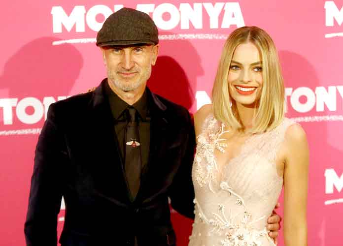 Margot Robbie & Craig Gillespie Arrive For 'I, Tonya' French Premiere