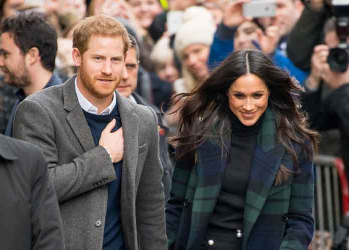 Meghan Markle & Prince Harry Make Secret Visit Stanford University