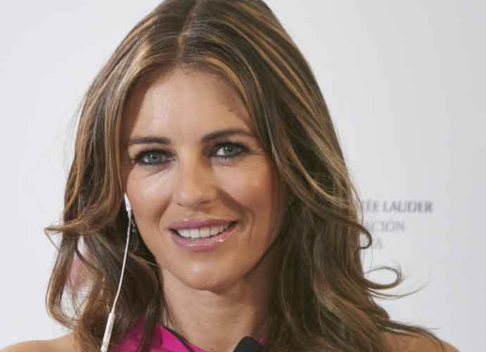 Elizabeth Hurley Shares Graphic Photo Of Nephew, Asks For Help To Find Men Who Stabbed Him