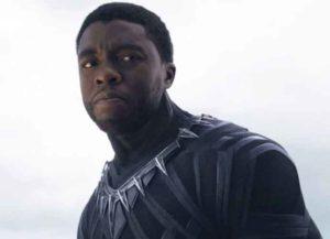 Chadwick Boseman in Black Panther (Image: Marvel)