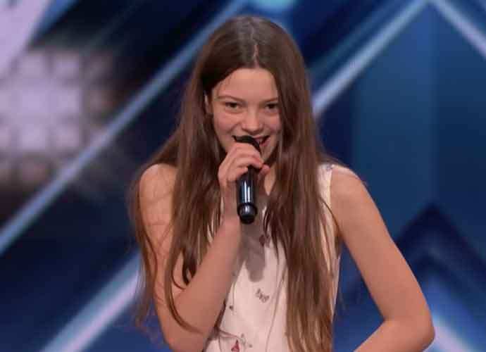 Courtney Hadwin, 13-Year-Old From Britain, Is 'America's Got