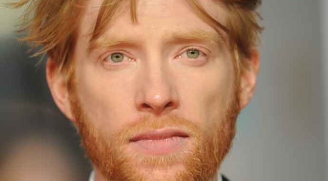 Domnhall Gleeson On 'The Little Stranger,' Ruth Wilson & The Paranormal [VIDEO EXCLUSIVE]