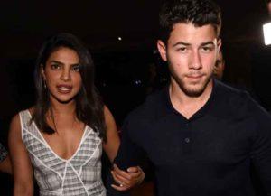Nick Jonas & Priyanka Chopra Have Dinner With Family In Mumbai (Image: Getty)