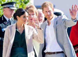 Prince Harry & Meghan Markle Visit Chichester During Tour Of Sussex (Image: Getty)