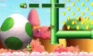 Yoshi's New Island (Image: Nintendo)