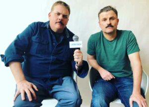 Tacoma FD's Kevin Heffernan Admits Breaking Steve Lemme's Rib Working With Boa Constrictor On Set!