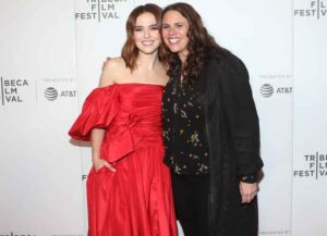 Zoey Deutch & Director Tanya Wexler Attends Premiere Of 'Buffaloed' At 2019 Tribeca Film Festival (Image: Getty)