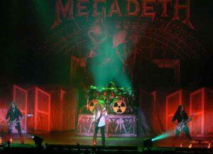 Megadeth (Image: Megadeth)
