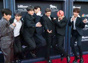 BTS (Image: Getty)
