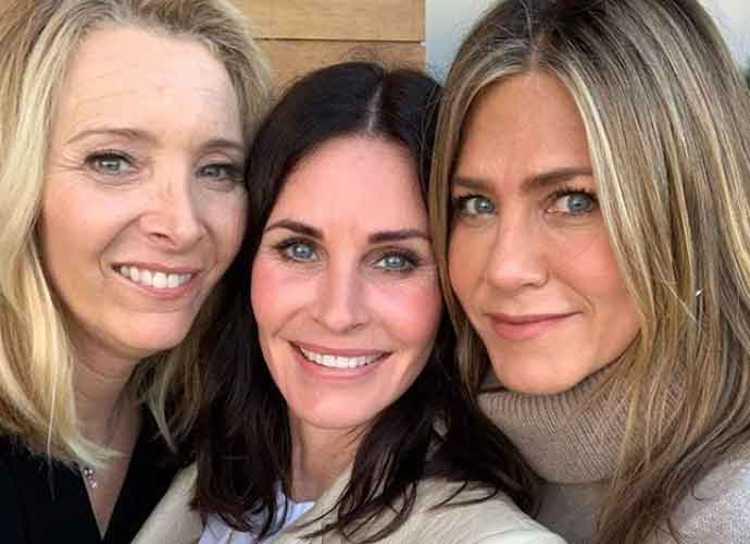 'Friends' Reunion In The Work For HBO Max
