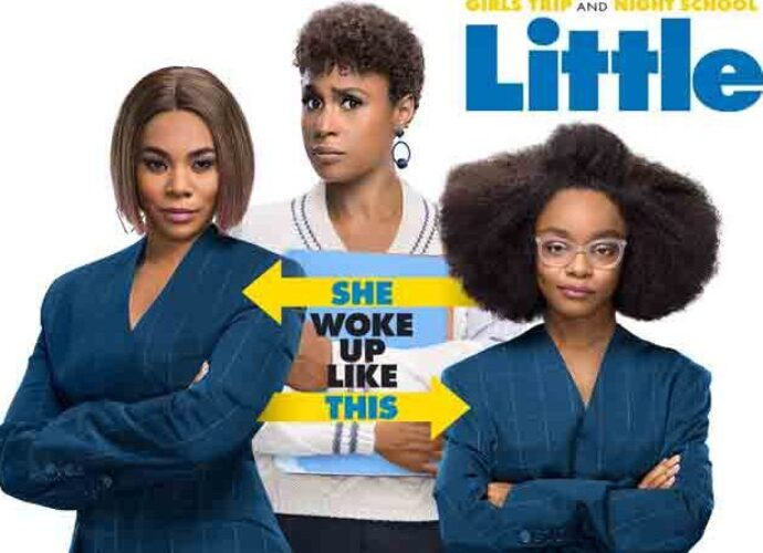 'Little' Blu-Ray Review: Formulaic Premise Doesn't Help Regina Hall & Issa Rae Comedy