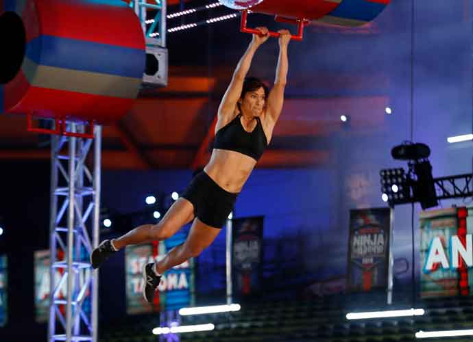 Sandy Zimmerman Becomes First Mother To Complete 'American Ninja Warrior' Course [VIDEO]