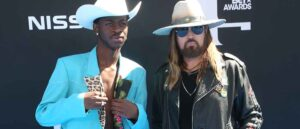 Lil Nas X And Billy Ray Cyrus At The 2019 BET Awards (Image: Getty)