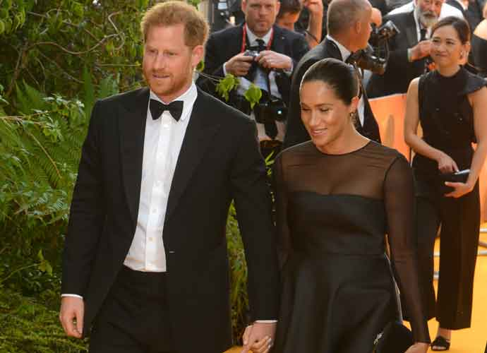 Prince Harry & Meghan Markle Sue Photographer Who Took Photos 14-Month-Old Son, Archie
