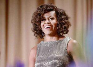 Michelle Obama (Image: Getty)