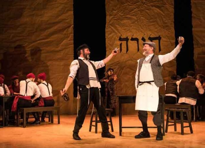 'Fiddler On The Roof' Theater Review: Yiddish Version Of The Classic Speaks In Universal Language Of Loss & Resilience