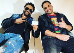 "VIDEO EXCLUSIVE: Shaggy & Conkarah Explain How They Knew 'Risqué' Song ""Banana"" Would Be A Hit"